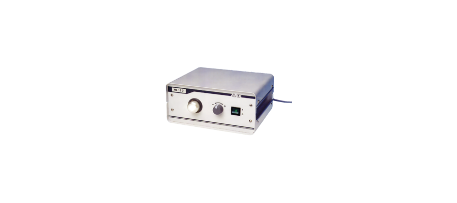 Universal Halogen Lightsource HL 150 from Invotec